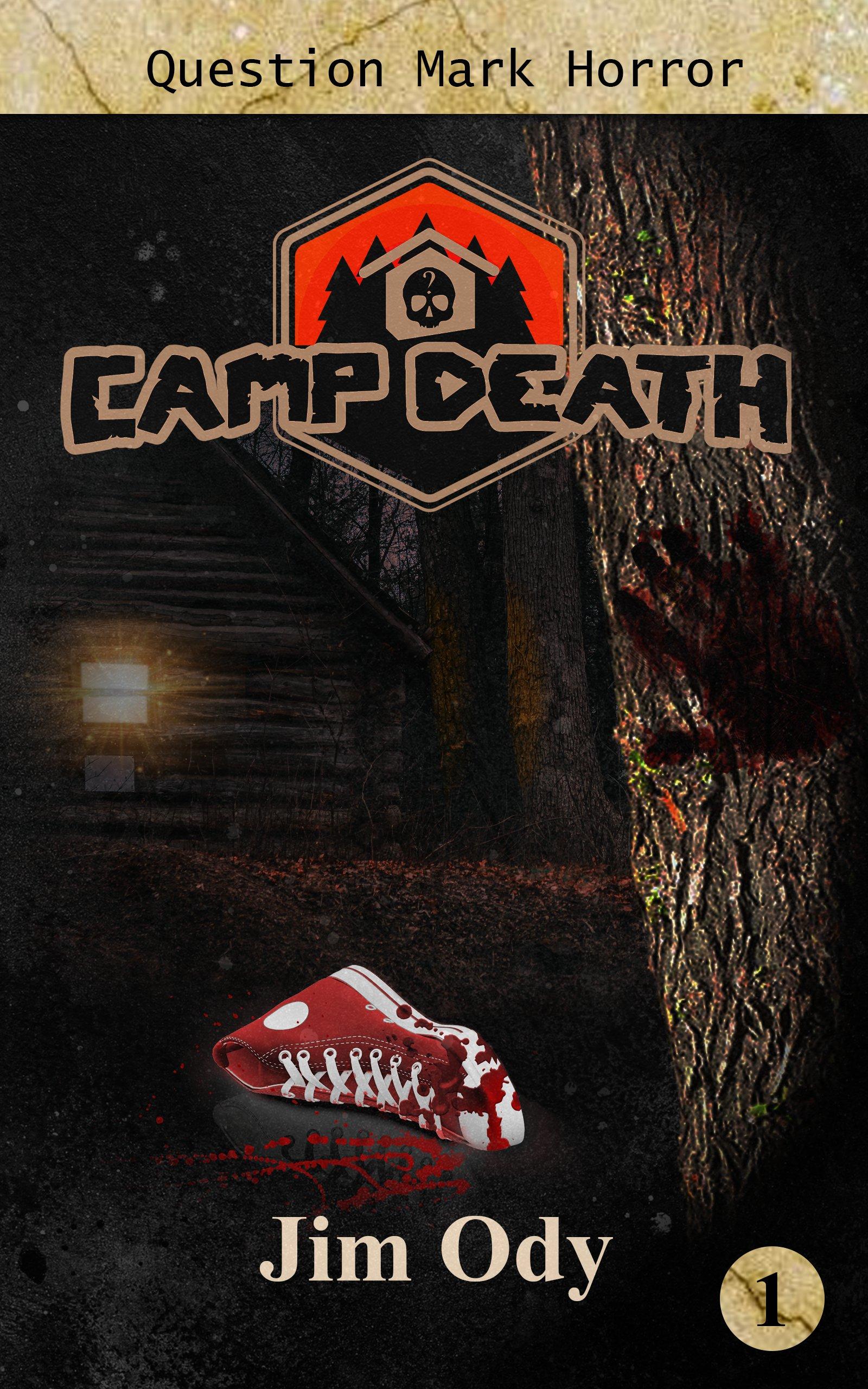 Camp Death Book Cover