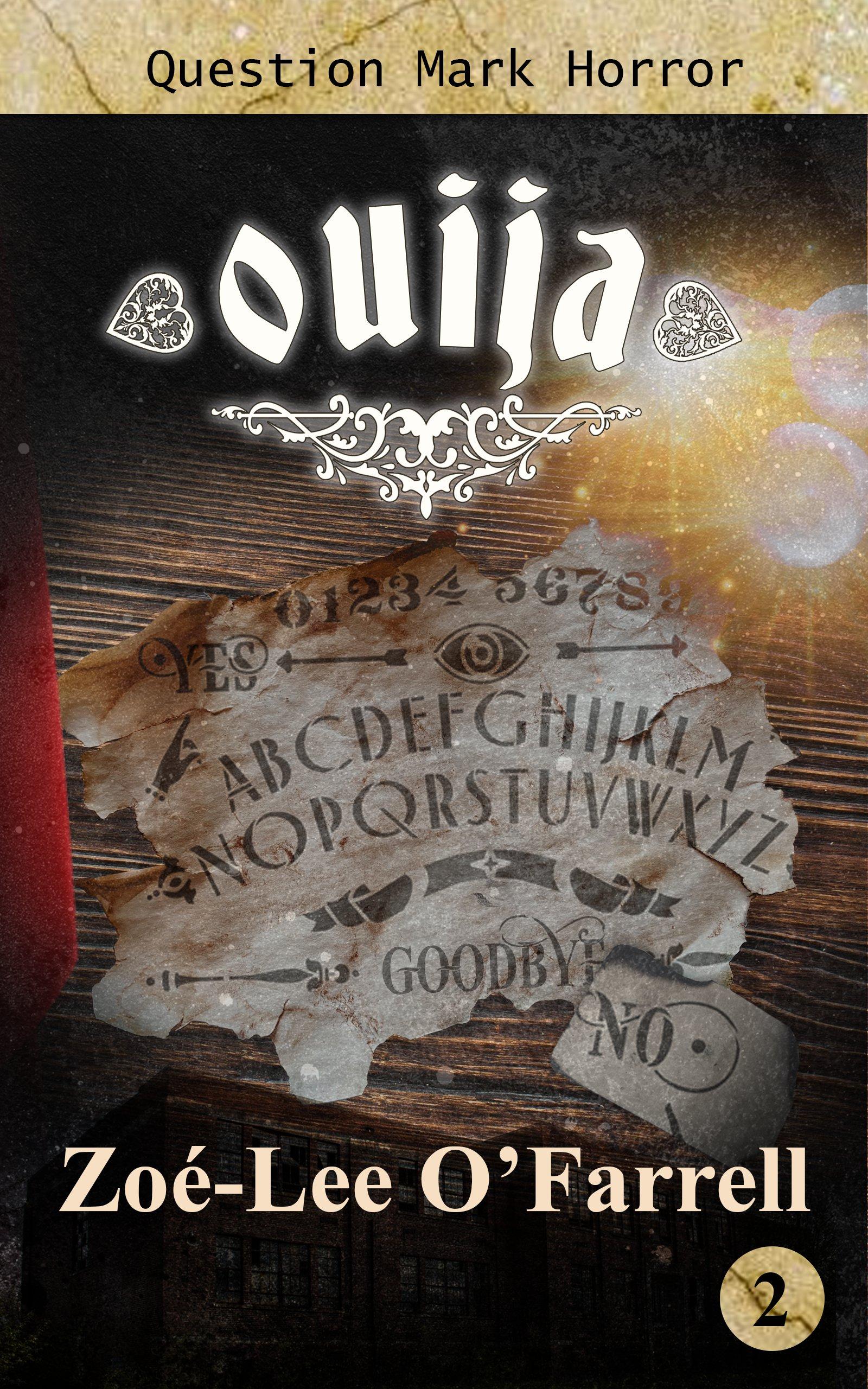 Ouija Book Cover