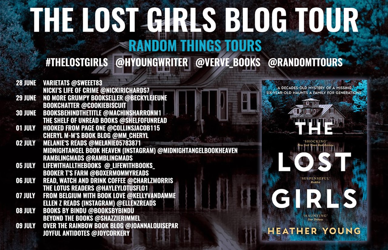 The Lost Girls BT Poster