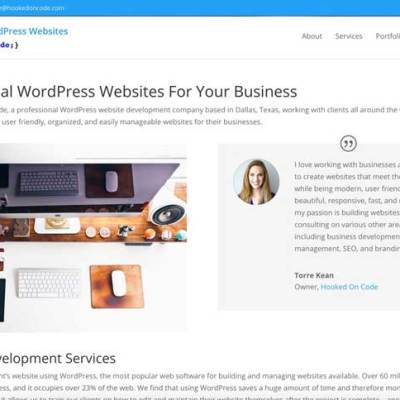 -dallas-wordpress-website-design-hooked-on-code