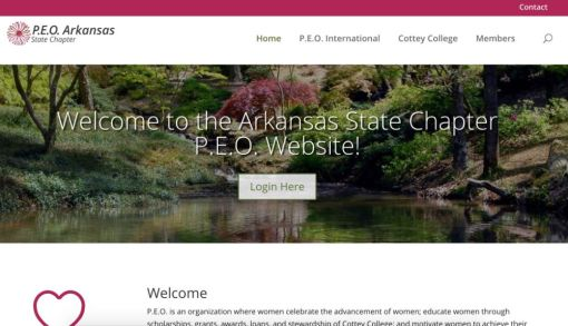PEO Arkansas | Website Redesign