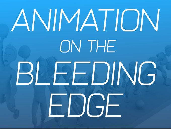 Animation on the Bleeding Edge by Sarah Drasner