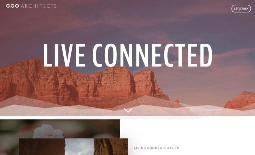 GOO Architects   Website Creation