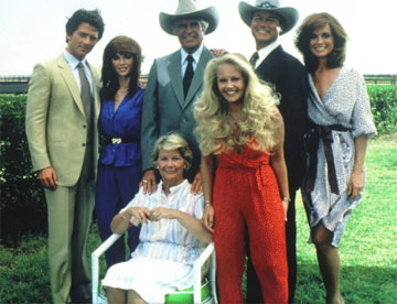 """""""Dallas"""" and the Southfork Ranch - Hooked on Houses"""