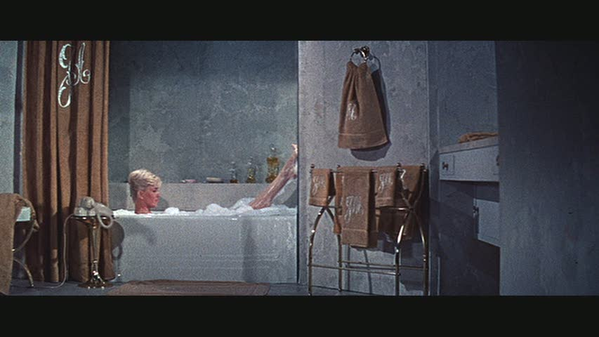 The Sets From Pillow Talk With Doris Day Amp Rock Hudson Hooked On Houses