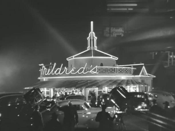 Image result for mildred pierce 1945 mildred's