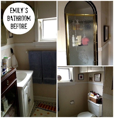 Emilys Pretty New Master Bath Hooked On Houses