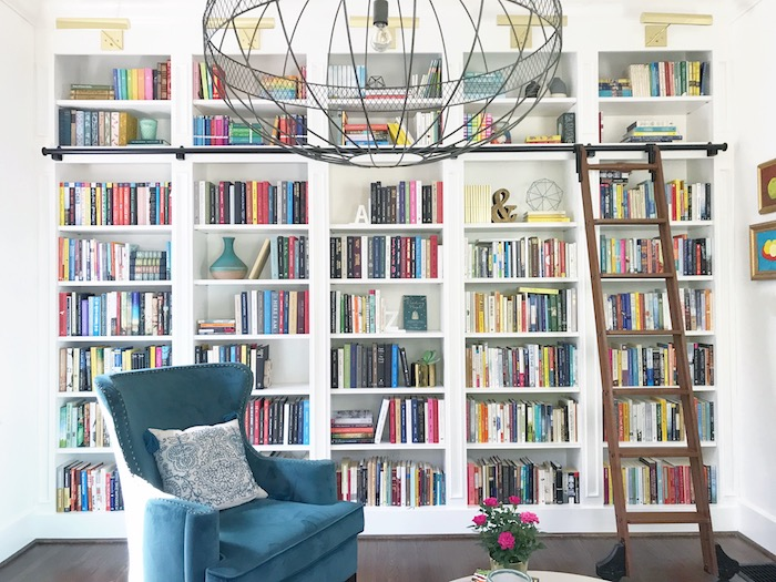 Modern Mrs Darcy Anne's Home Library
