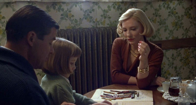 screenshot from the movie Carol Cate Blanchett