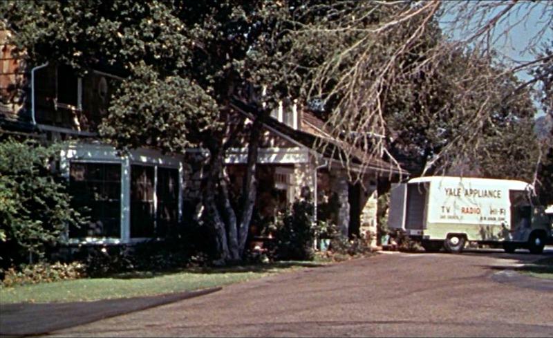 Imitation of Life movie house same as Hart to Hart
