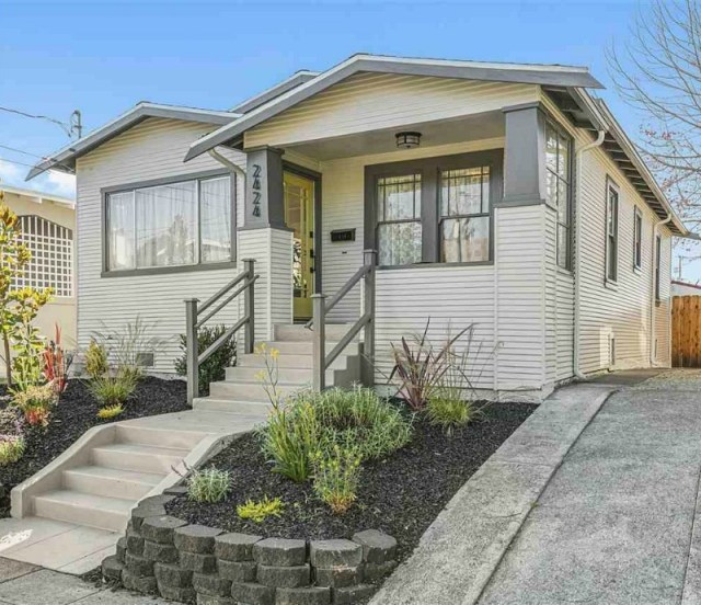 Bungalow For Sale in Berkeley 2424 Edwards
