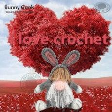 I Love crochet poster