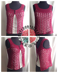 Crochet Patterns to Wear - Vest