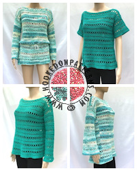 Crochet Patterns to Wear - Beach Tunic