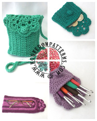 Crochet Patterns to Wear - Bag