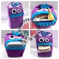 Crochet Patterns for Kids - Lunch Bag