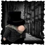 Scrooge Gonk Crochet Pattern