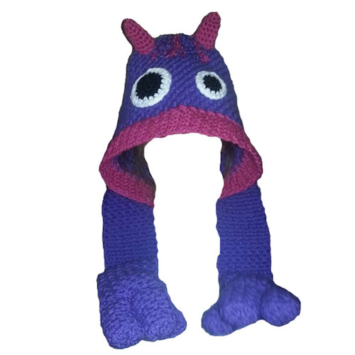 Crochet Blog Examples - Snuggle Monster Crochet Pattern