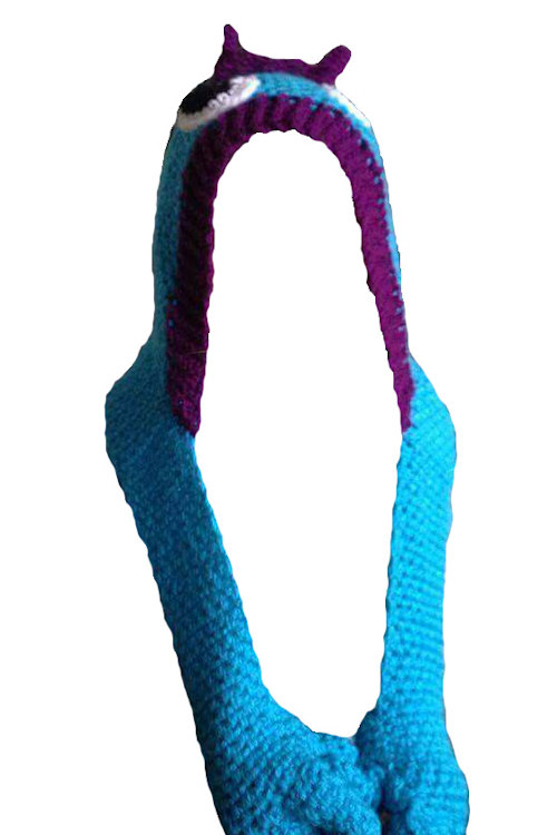 Snuggle Monster Crochet Pattern