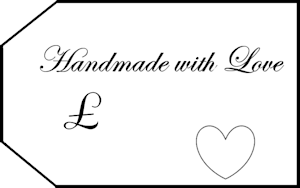 Free Price Tags - Handmade with Love