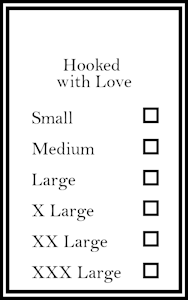 Free Crochet Product Labels - Hooked with Love
