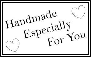 Handmade Craft Fair Tags