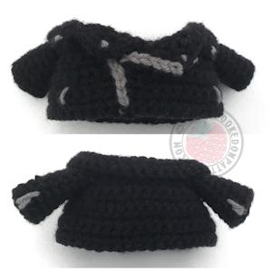 Jacket free crochet pattern