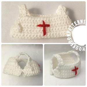 Knight Gonk free crochet pattern