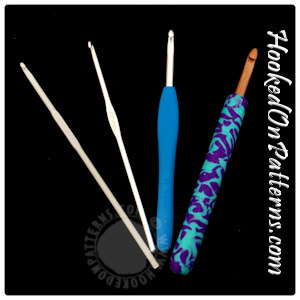 Types of Crochet Hooks