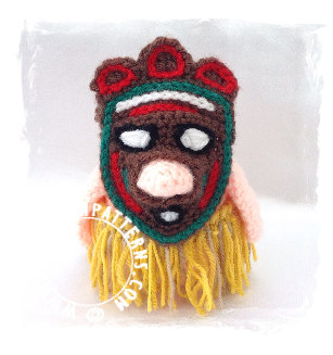 Top 5 Gonks - Tribal Crochet
