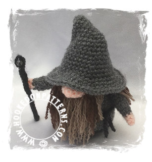 Top 5 Gonks - Wizard Outfit Crochet
