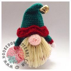 Elf Doll Free Christmas Crochet Pattern