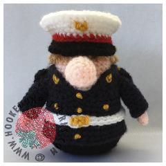 Marrine Doll Crochet Pattern