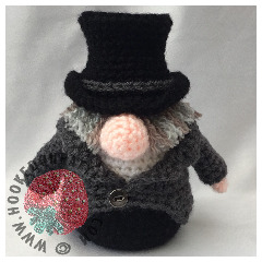 Crochet Christmas Patterns Scrooge