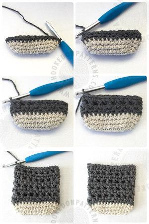 Free Crochet Soap Scrub Crochet Pattern