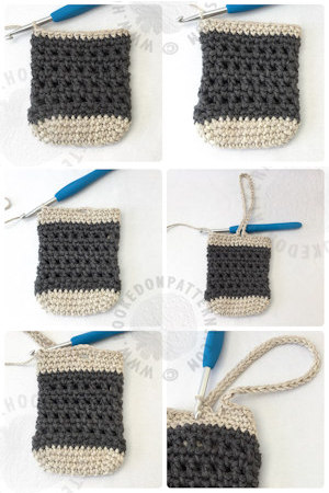 Free Crochet Soap Scrub Crochet Pattern