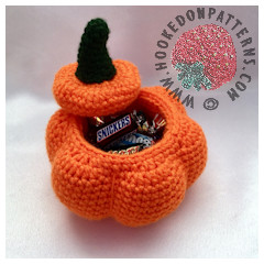 Pumpkin Pots Crochet Pattern