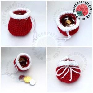 Free Crochet Santa Sack Pattern