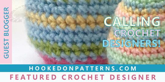 Guest Crochet Blogging