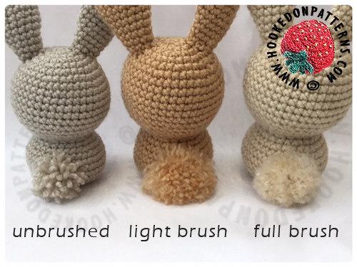 Amigurumi Kawaii Free : Free crochet bunny pattern kawaii bunnies