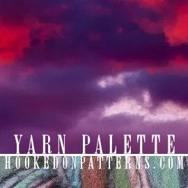Yarn Palette Colour Scheme 02 Purple