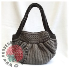 Handbag Crochet Pattern - Audrey Hobo Bag