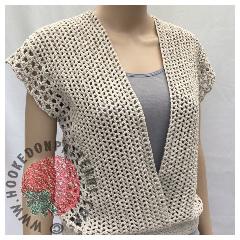 Crochet Sleeveless Top – Leora