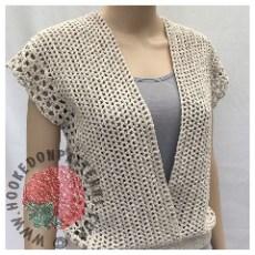 Crochet Sleeveless Top Leora Summer Top Pattern