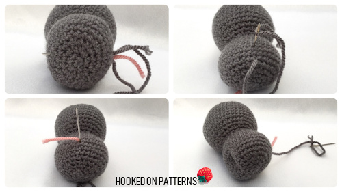 Simple Free Crochet Cat Pattern Hooked On Patterns