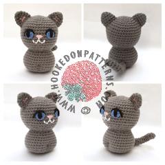 Free Crochet Cat Pattern