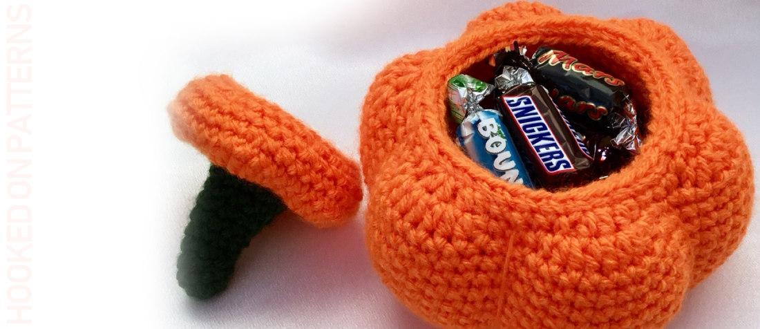 Free Pumpkin Pots Crochet Pattern