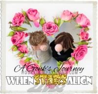Groom and Bride Gonk - Wedding photo