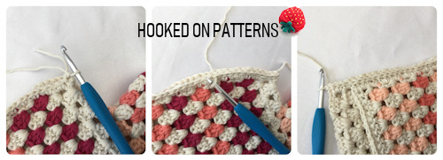 Free Hot Water Bottle Cover Granny Heart Crochet Pattern Joining Seam