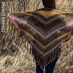 Boho Shrug Free Crochet Pattern